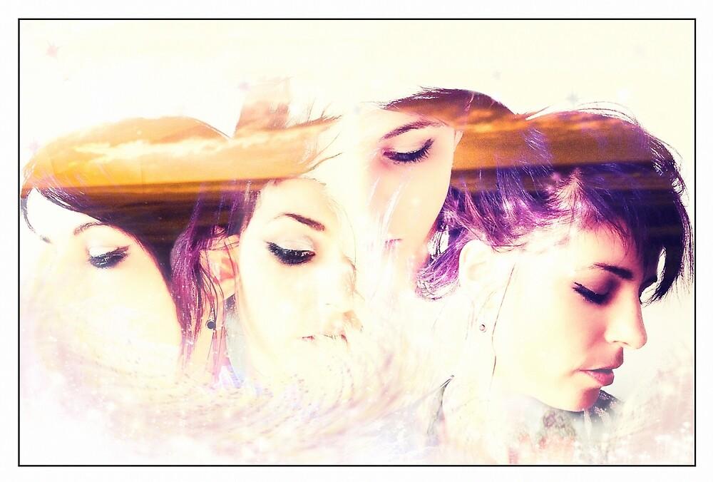 Inside my head by Helenartathome