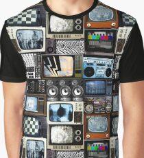 RETRO TECH Graphic T-Shirt
