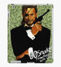 00SNAKE! - Big Bo... nd? iPad Case/Skin