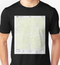 USGS TOPO Map Florida FL Bryceville 20120801 TM Unisex T-Shirt