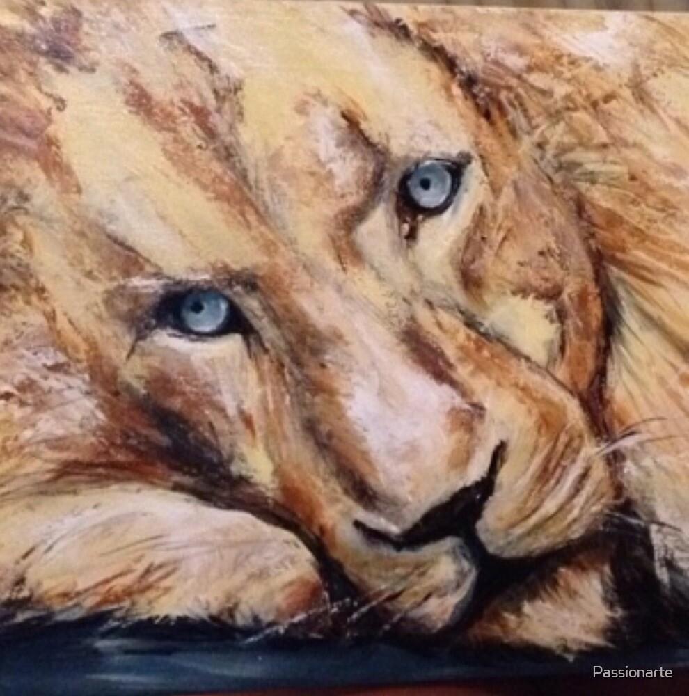 Leo by Passionarte