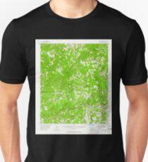 USGS TOPO Map Georgia GA Bolingbroke 247351 1956 62500 Unisex T-Shirt