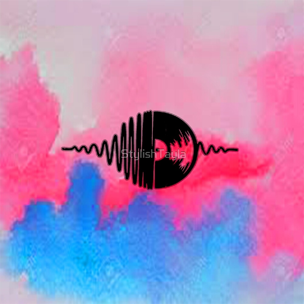 Record- Pink/Blue by Tayla Williams