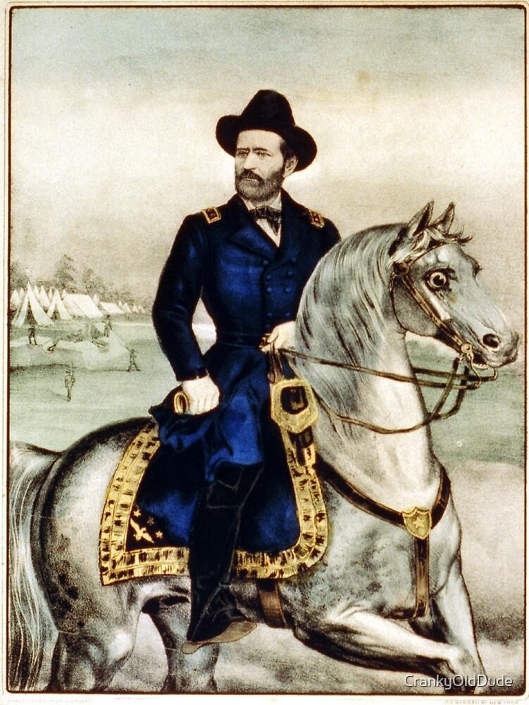 Lieut. Genl. Ulysses S. Grant 2 - 1907 by CrankyOldDude