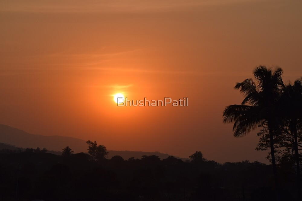 Sunset   by BhushanPatil