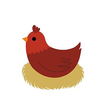 Hen Nest by WullyR