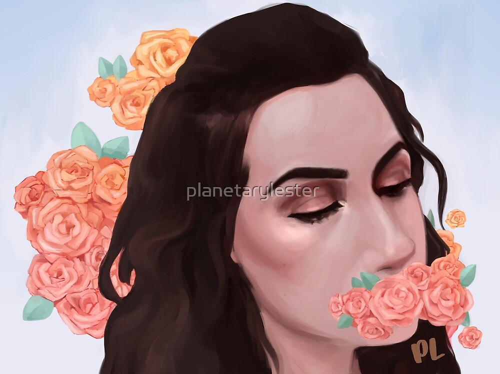 Roses Dodie by planetarylester