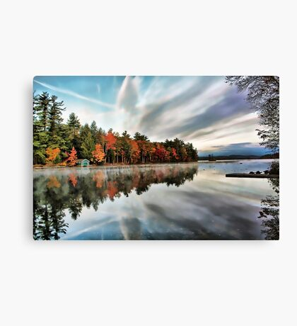 Highland Lake - Bridgton, Maine Canvas Print