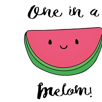One in a melon! by abflab