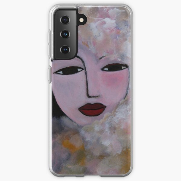 blossom girl Samsung Galaxy Soft Case