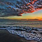 Sunset -- Venice,  Florida by T.J. Martin