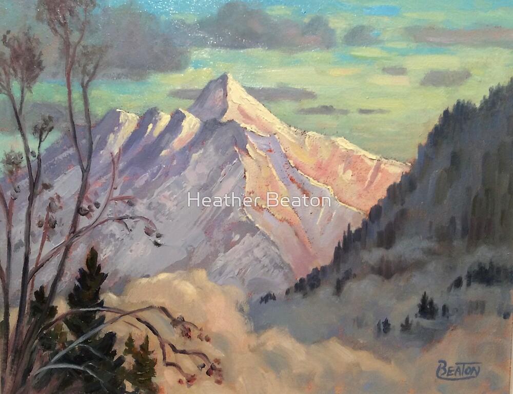 Mountain Dream by Heather Beaton