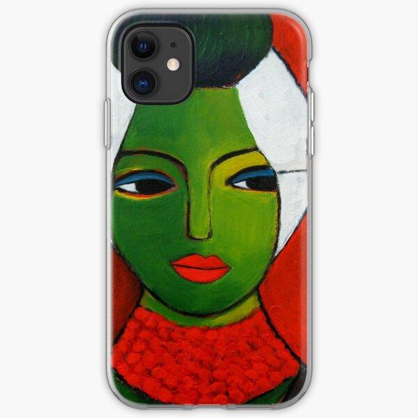 Zeeuws Meisje iPhone Soft Case