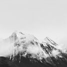 MOUNTAIN Black & White by NORDIKART