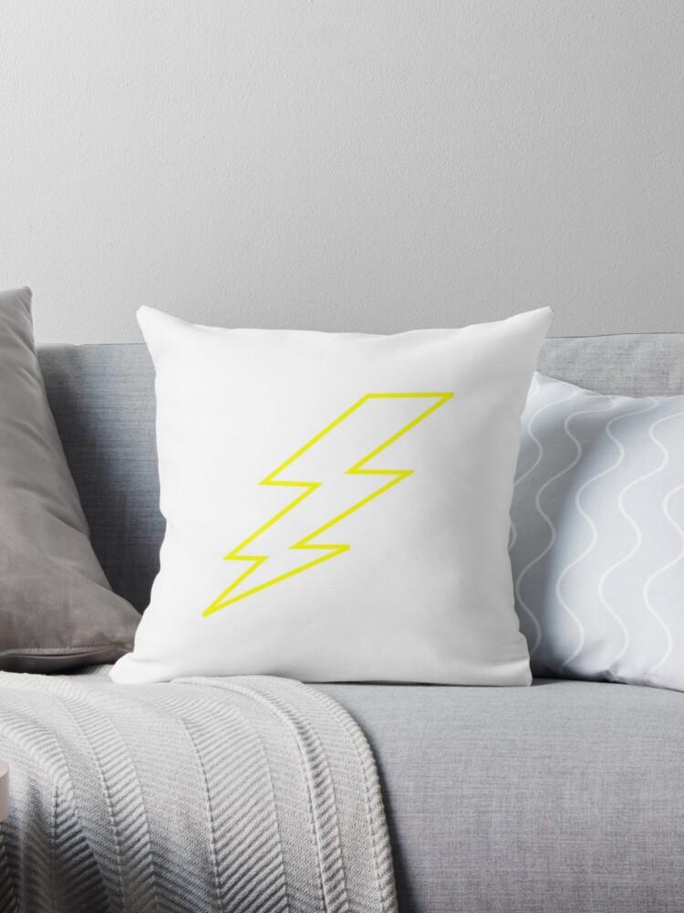 Lightning Bolt Strike Flash Lightening Thunder By Stevesemojis