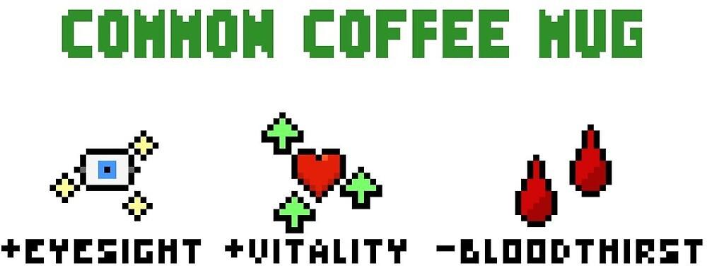 Mug Arcade Description Item by SarDjik