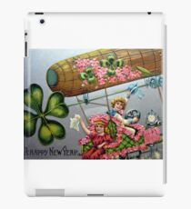 Happy New Year iPad Case/Skin