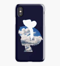 Kiki Silhouette iPhone Case/Skin