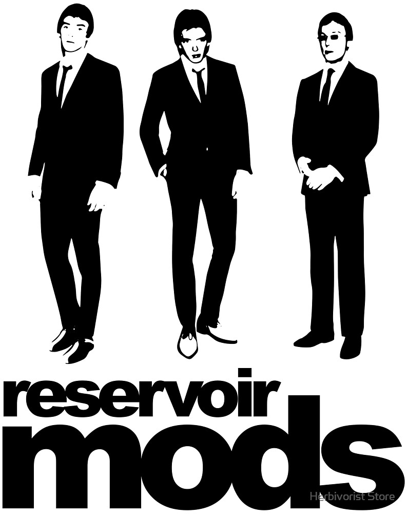 RESERVOIR MODS by moveonup