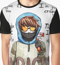 Ticci-Toby Graphic T-Shirt