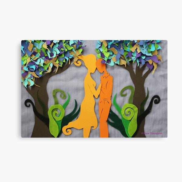 Summer Kiss #3 Canvas Print