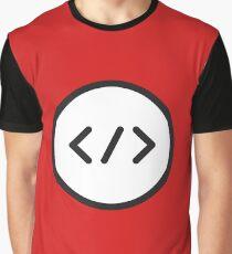 Coder Graphic T-Shirt