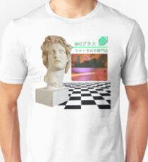 Floral Shoppe - Macintosh Plus Unisex T-Shirt
