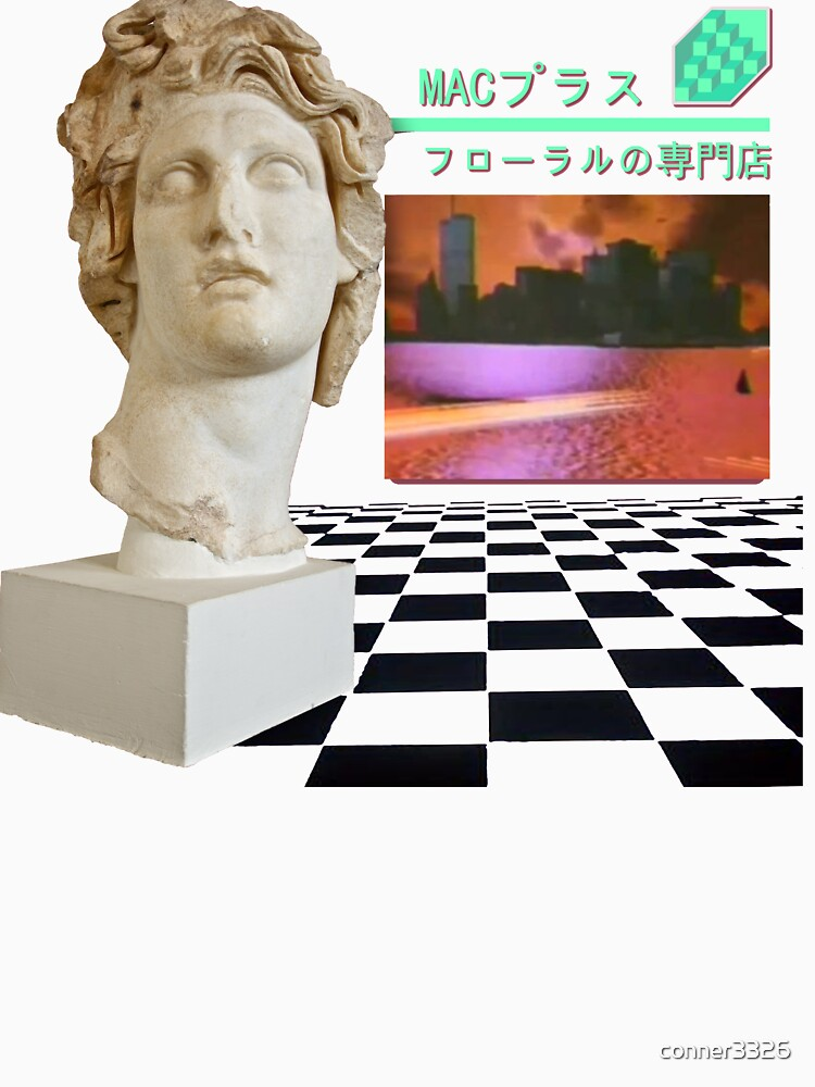 Floral Shoppe - Macintosh Plus | V-Neck