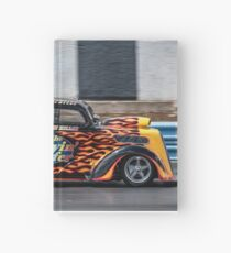 'The Flying Fyfer' Hardcover Journal