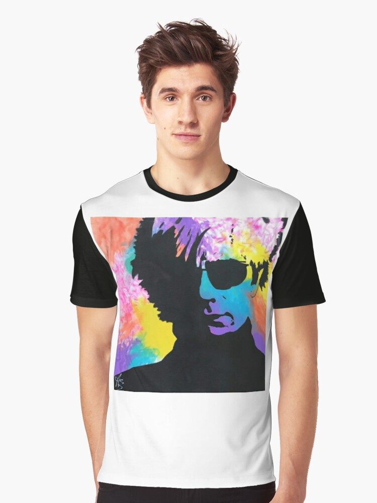 Andy Graphic T-Shirt Front