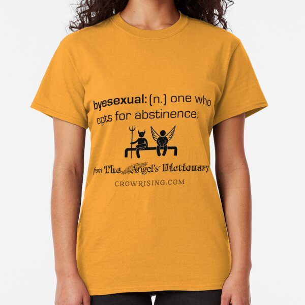 Byesexual Classic T-Shirt
