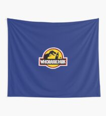 WHORASSIC PARK Wall Tapestry