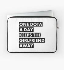 One Dota a Day... Laptop Sleeve