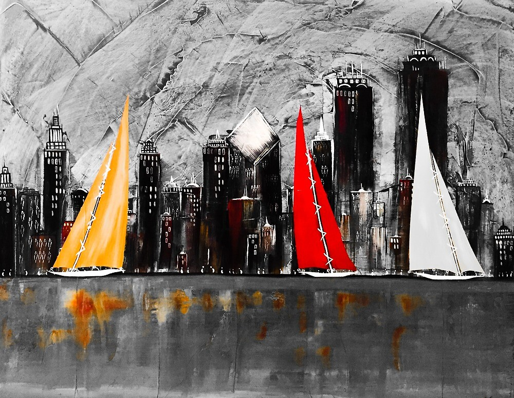 A Chicago Sail by Nautic Dreams