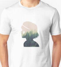 Princess Mononoke Silhouette Unisex T-Shirt