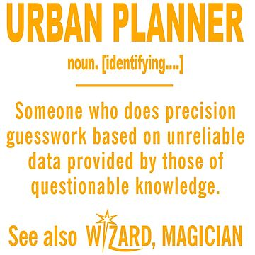 URBAN PLANNER DEFINITION by davirosa