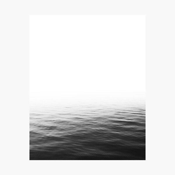 OCEAN Minimalist Photographic Print