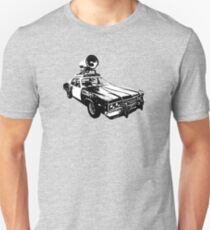 The Bluesmobile Unisex T-Shirt