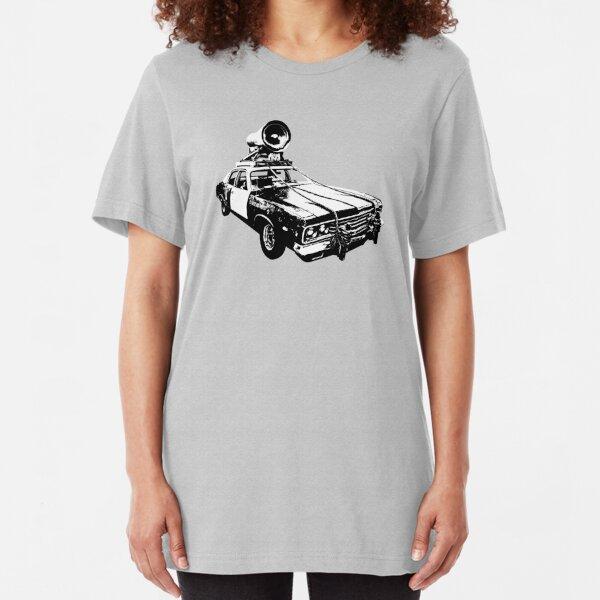 The Bluesmobile Slim Fit T-Shirt