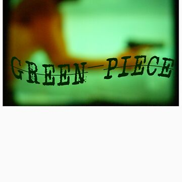 Green Piece by jmgnish