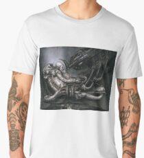 alien space jockey Men's Premium T-Shirt