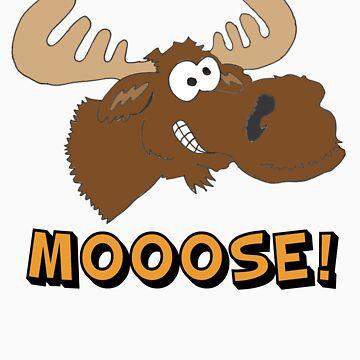 Beware Of The MOOSE! by freakysam8