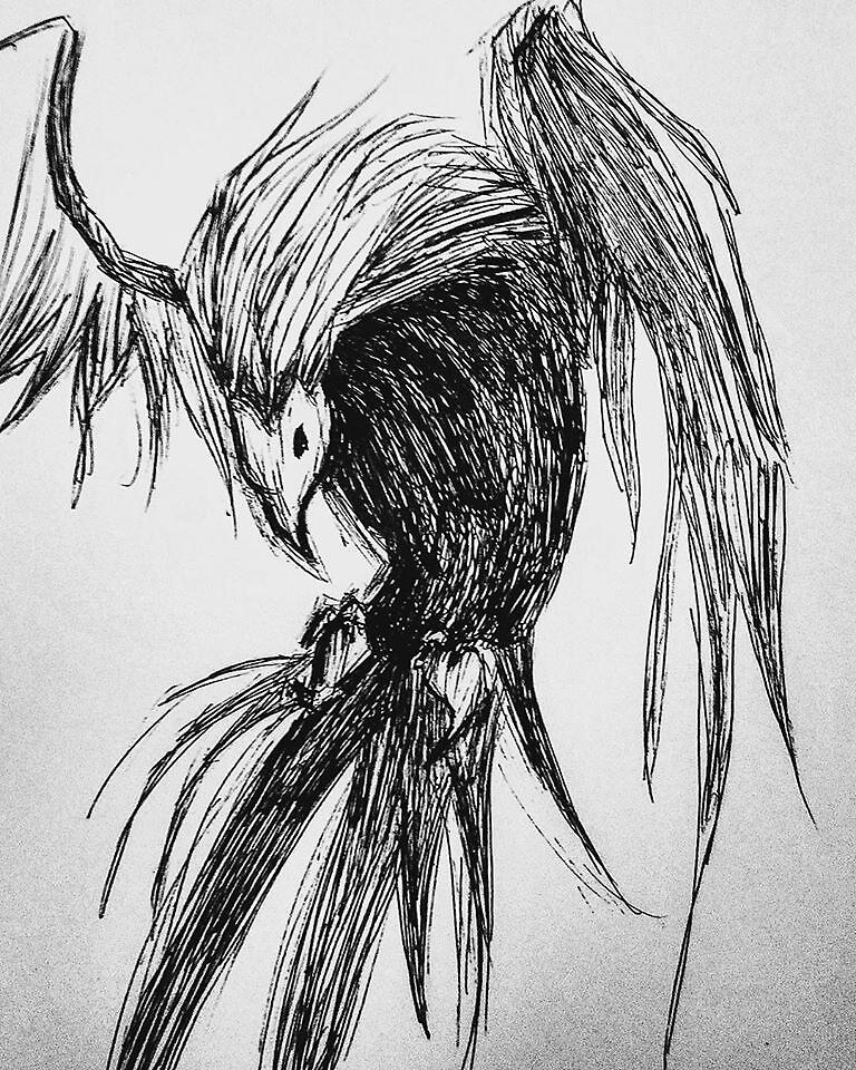 Phoenix by laurenartdesign