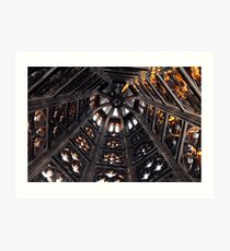 Top of Cologne Art Print
