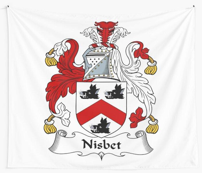 Nisbet by HaroldHeraldry