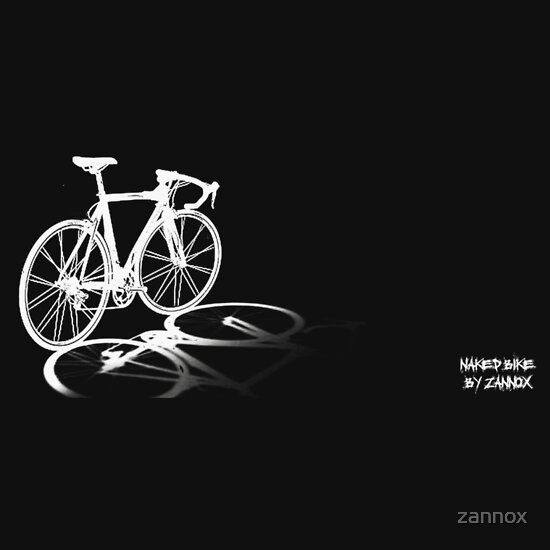 TShirtGifter presents: ZannoX - Naked Bike
