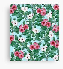 Flower garden II Canvas Print