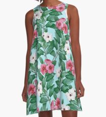 Flower garden II A-Line Dress