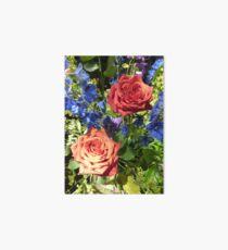 Roses ~ rozen Art Board