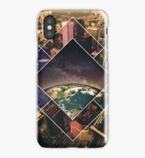 nature in the face of evolution iPhone Case